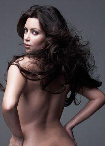 Kim Kardashian W 2010 Nude