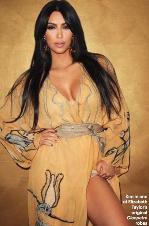 Kim Kardashian Harpers Bazaar March 2011