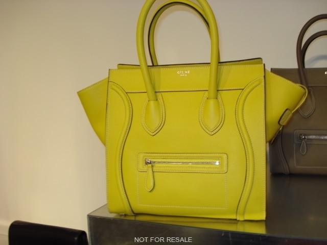 replica celine - Celine Bags Resort 2011 Preview | Spotted Fashion
