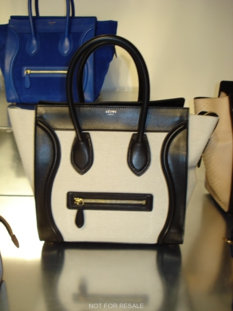 Celine Bags Resort 2011 Preview | Spotted Fashion