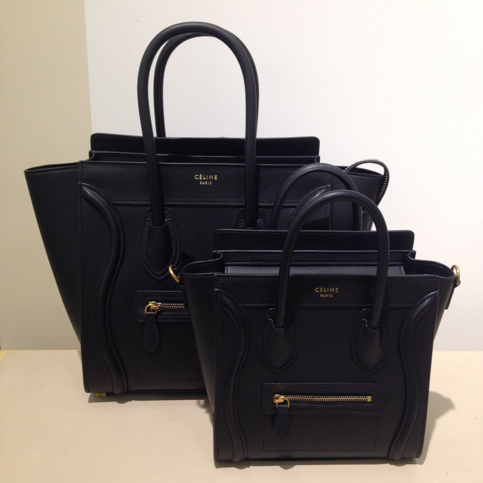 celine nano luggage bag price