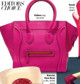 celine mini bag price