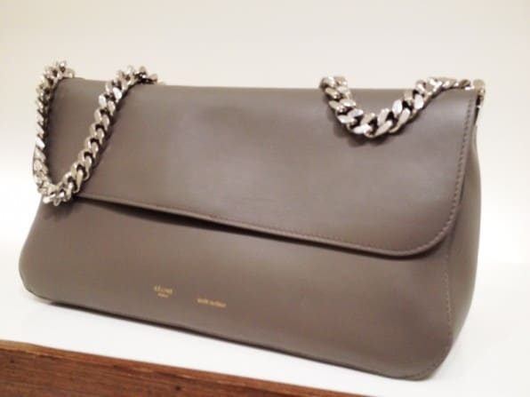 Stylebykling: Celine 2012 \u0026#39;Case\u0026#39; Flap Bag   Spotted Fashion