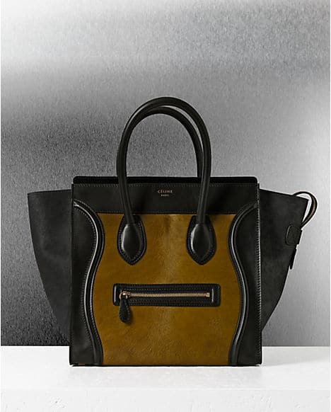 e5b3d60334 Celine Fall 2012 Bag and Accessories Collection