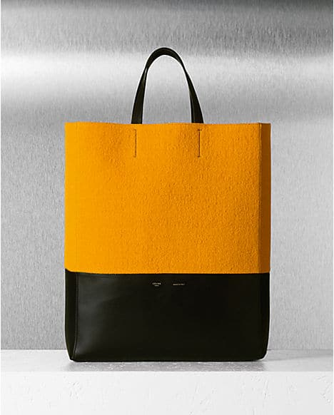 Celine Spring 2012 Cabas Bag: Where to Buy | Spotted Fashion