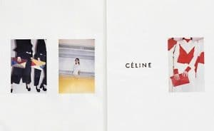 Celine 2012 Ad Campaign Diamond Bag2