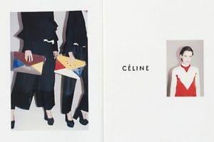 Celine 2012 Ad Campaign Diamond Bag3