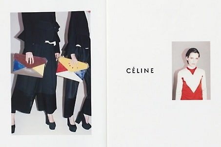 Celine Diamond Clutch Bag Reference Guide | Spotted Fashion