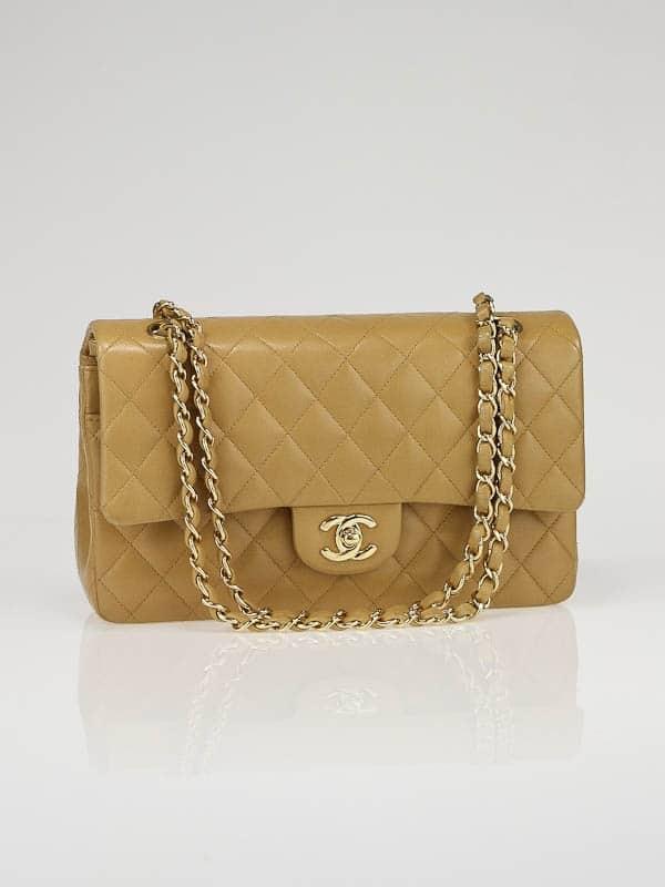 Kim Kardashian With Chanel Medium Classic Flap Bag