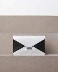 celine-bicolor-white-black-diamond-clutch-bag