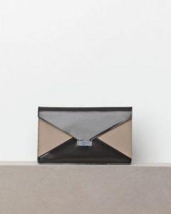 celine-black-patent-diamond-clutch-bag