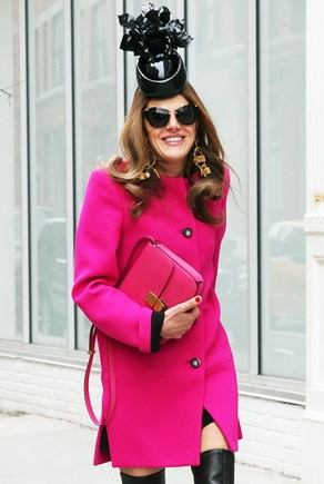 celine black leather bag - Celine Fluo Pink Bags and RTW | Spotted Fashion