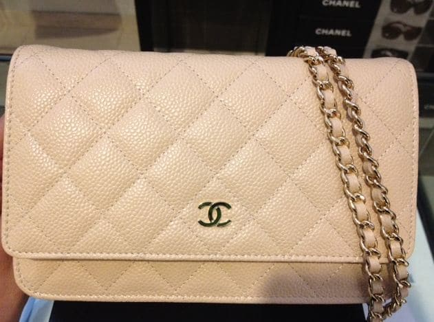 Chanel Woc Bag Reference Guide Spotted Fashion