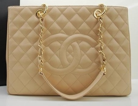 Chanel GST Bag Reference Guide  48087ae99b980
