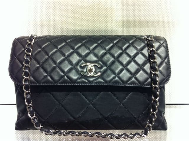 b78b9e87cb53 Gallery. Chanel Business Flap Chanel Classic Flap Bags Reference Guide