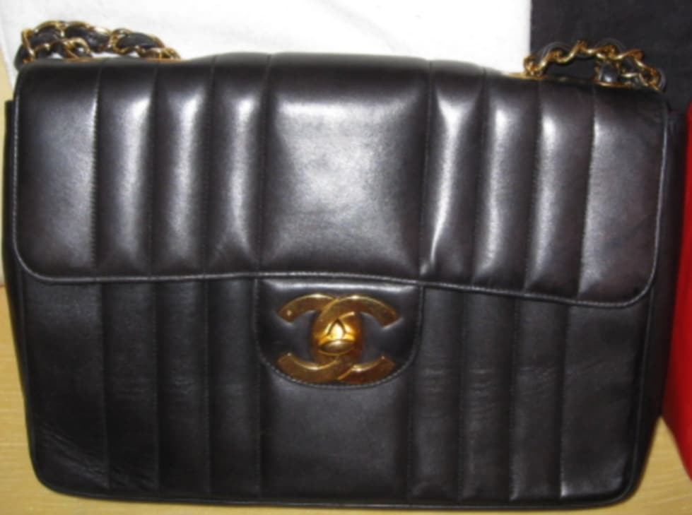 Chanel Vintage Jumbo Flap Bag Reference Guide Spotted