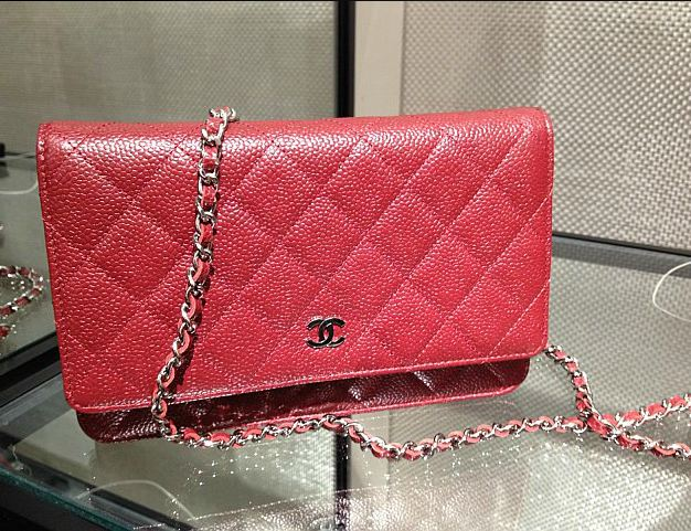 Chanel Woc Clutch Bag Reference Guide Spotted Fashion