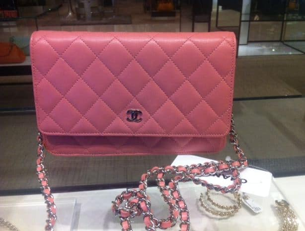 b55315c4c3be Gallery. Chanel Styles Chanel WOC Reference Guide