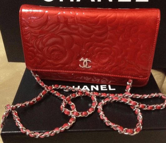 Chanel Camellia Woc Price 2014 Chanel Red Camellia Woc Bag