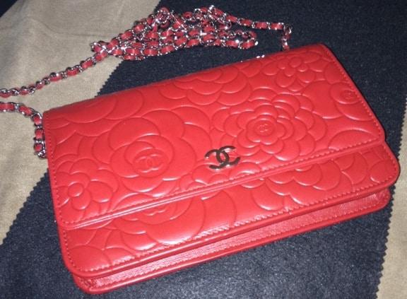 Chanel Camellia Woc Price 2014 Chanel Rogue Camellia Woc Bag