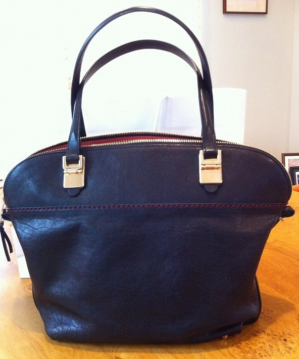 Chloe Angie Large Shoulder Bag Black 29