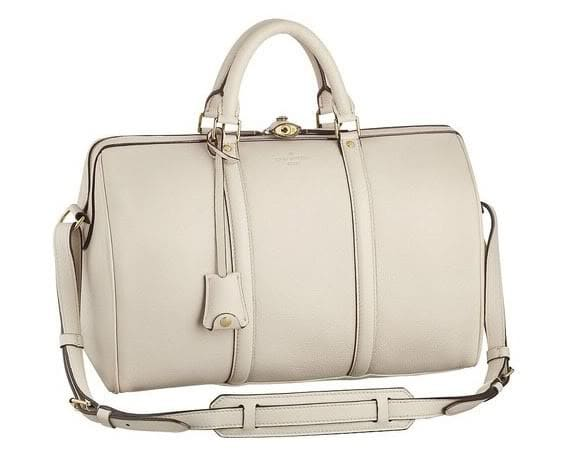 Louis Vuitton Cream Sofia Coppola Bag – Spotted Fashion
