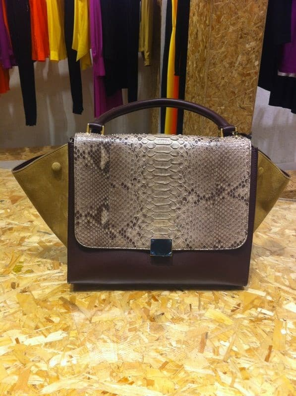 Celine Python Bags from Spring 2012 | Spotted Fashion