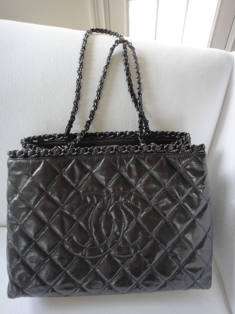 chanel chain me bag reference guide � spotted fashion