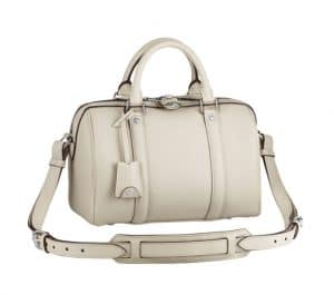 Louis Vuitton Blanc SC BB Veau Cachemire Bag