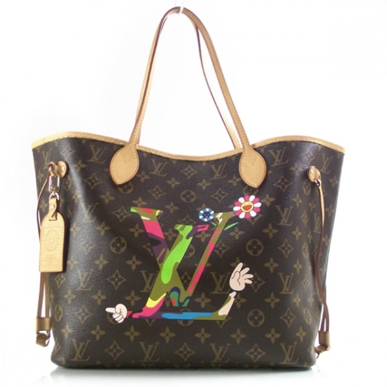 louis vuitton neverfull bag reference guide