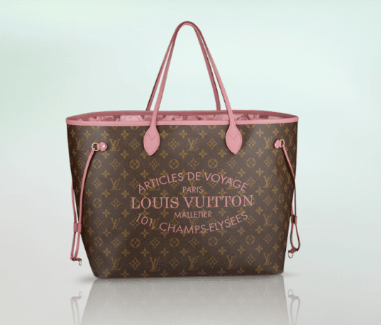 Louis Vuitton Neverfull Gm Prijs 2014