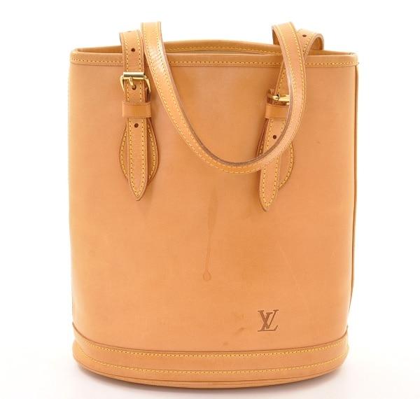 Louis Vuitton Vachetta Bucket Petit Bag | Spotted Fashion