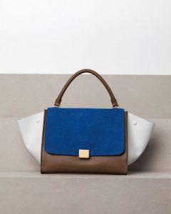 celine-royal-blue-trapeze-tricolor-bag-winter-2012