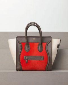celine-tri-color-red-mini-luggage-bag
