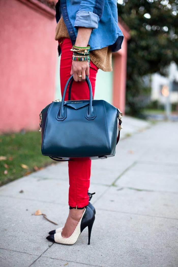 3b28f6ef9ed4 Song of Style  Givenchy Antigona Bag