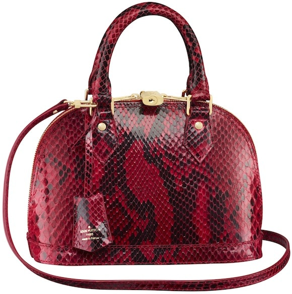 louis vuitton exotic bags reference guide