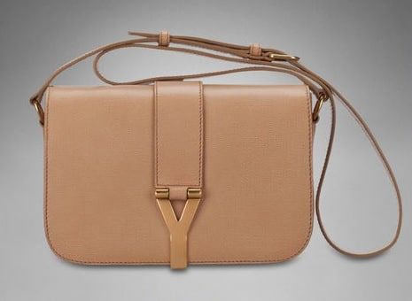 Yves Saint Laurent Chyc Flap Shoulder Bag 44