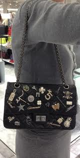 ef934fe1295c Gallery. Chanel Classic Flap Bags Chanel Fall 2012 Chanel Lucky Charms ...