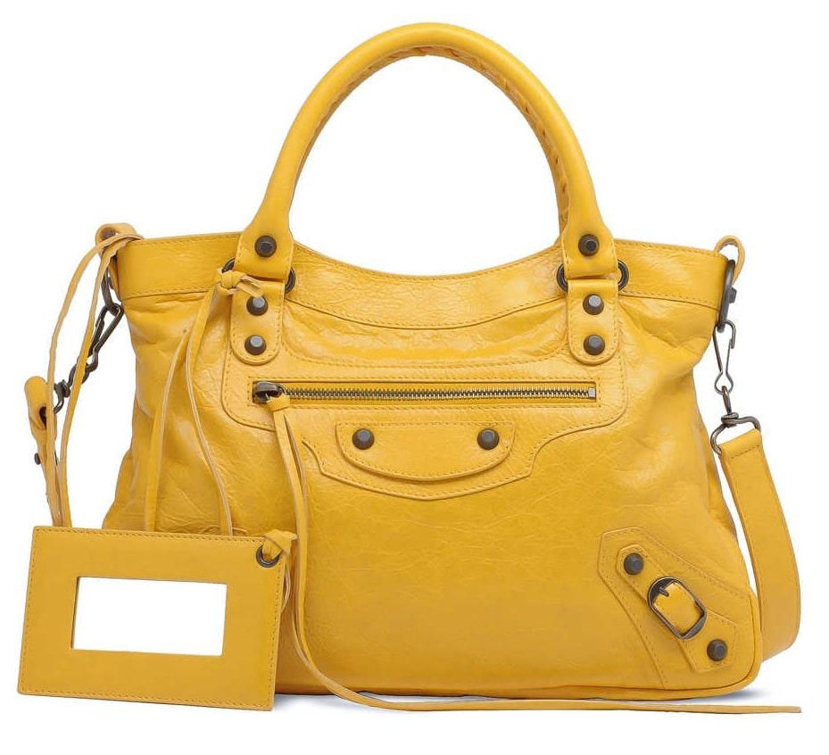 Balenciaga Fall 2012 Bags Reference Guide