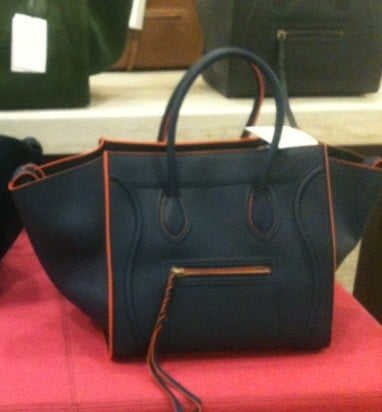 Celine Phantom with Blue or Orange Trim Bag Reference Guide ...