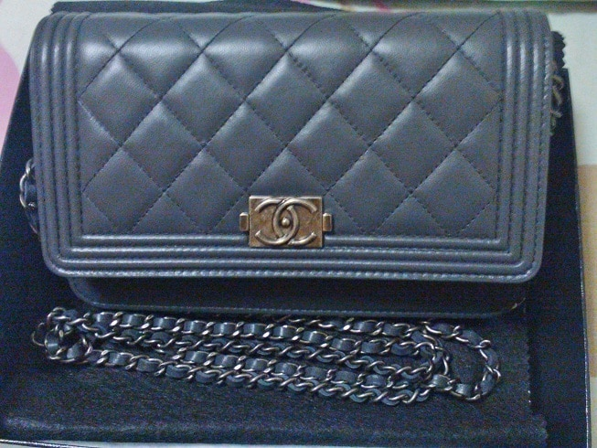 ca89e54158b07c Gallery. Chanel Boy Bags Chanel Prices Chanel WOC Reference Guide