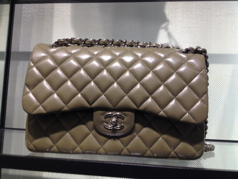 Chanel Classic Flap Bags For Fall 2012 Reference Guide