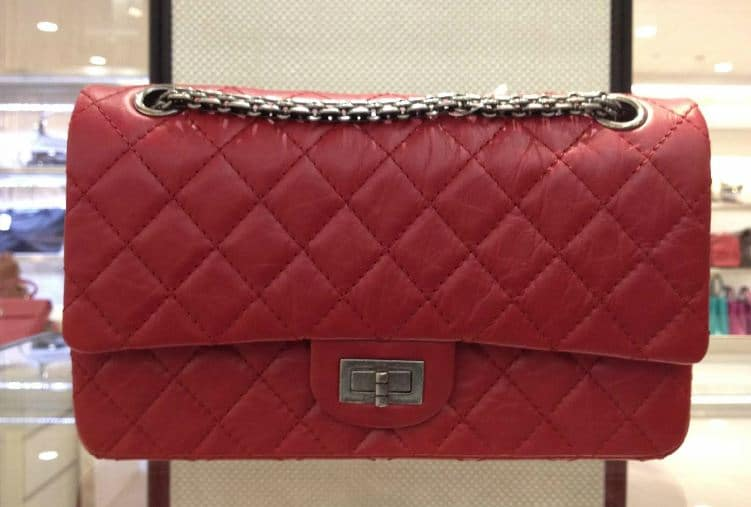 665124fa5b5b18 Chanel Reissue Flap Bag Reference Guide | Spotted Fashion