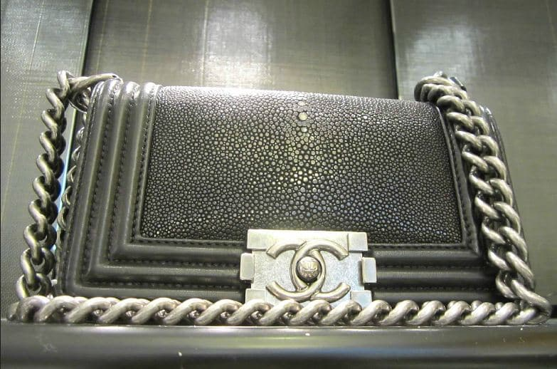 7aea2380e0ef Chanel Boy Bags for Fall 2012 Reference Guide | Spotted Fashion