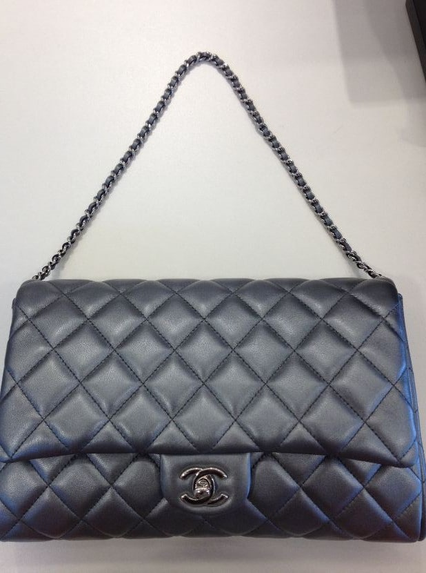 3e071a402cb7 Chanel Clutch with Chain Bag Reference Guide