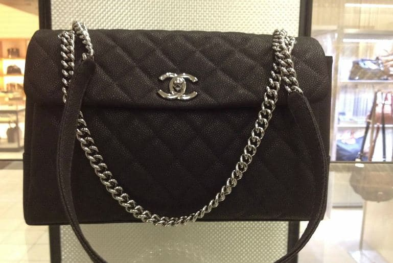 Chanel Lady Pearly Bag Reference Guide Spotted Fashion