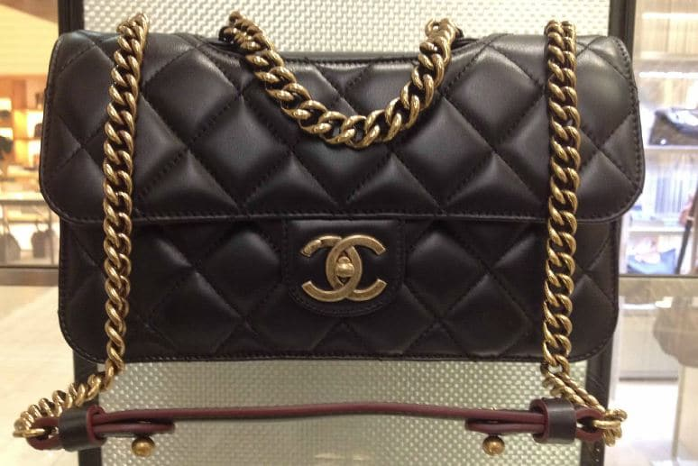 chanel perfect edge bag reference guide