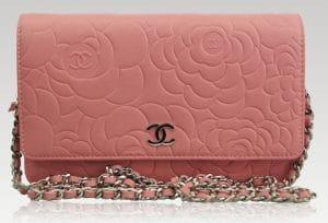 Chanel Pink Camellia WOC Bag 2011