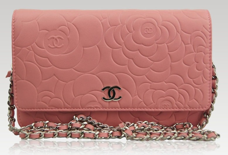 Chanel Camellia Woc Price 2014 Chanel Pink Camellia Woc Bag