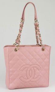 Chanel Pink PST Bag 2003